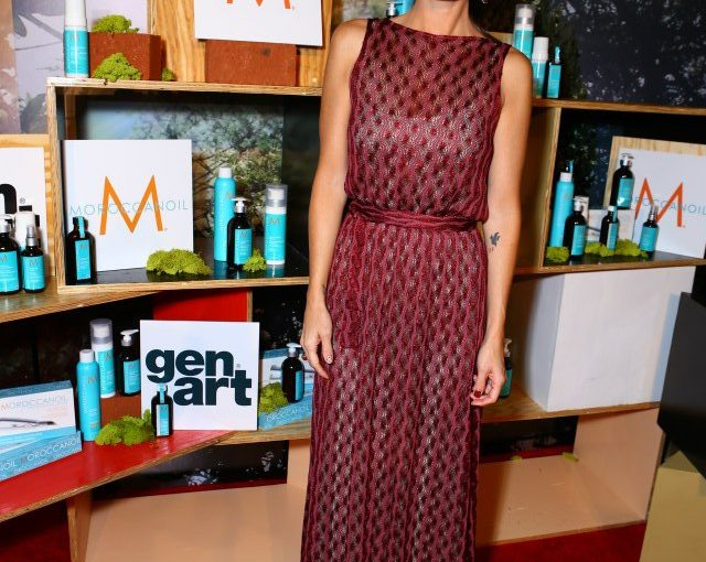 Last Minute Red Carpet Event for GenArt and Moroccanoil