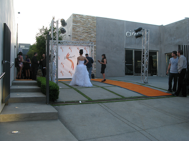 Grand Opening of High-Class Salon Experiences Success through Global Creative Studios' Red Carpet Affair