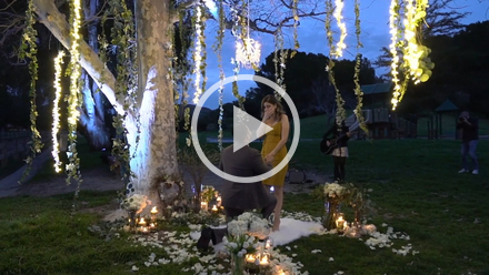 Bijan & Delilah's Proposal